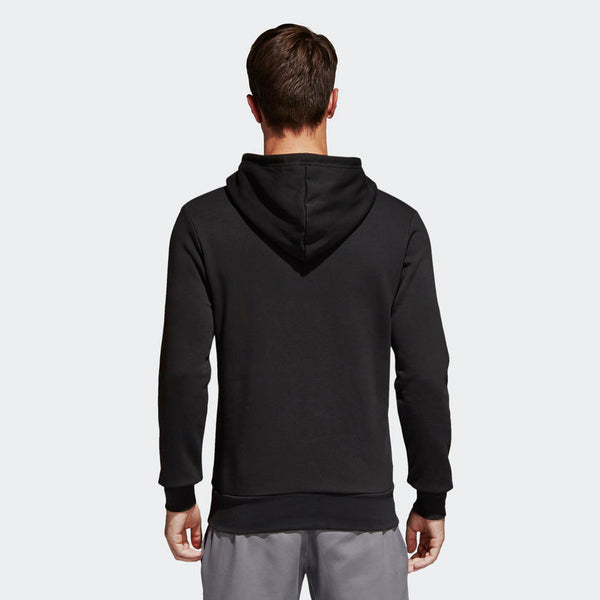Adidas Essentials Linear Pullover Hoodie Black White S98772 Sportstar Pro Newcastle, 2300 NSW. Australia. 3