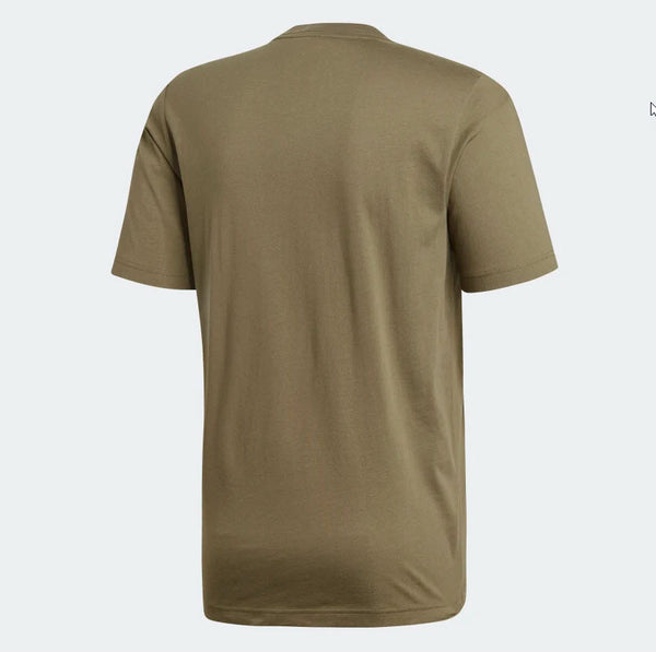 Adidas Essentials Linear T-Shirt Raw Khaki DU0412 Sportstar Pro Newcastle, 2300 NSW. Australia. 6