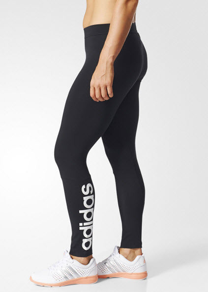 Adidas Essentials Linear Tights Black/White S97155