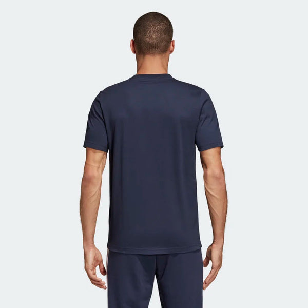 Adidas Essentials Plain T-Shirt Legend Ink DU0369 Sportstar Pro Newcastle, 2300 NSW. Australia. 3