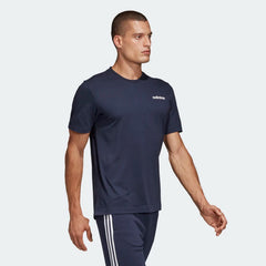 Adidas Essentials Plain T-Shirt Legend Ink DU0369 Sportstar Pro Newcastle, 2300 NSW. Australia. 4