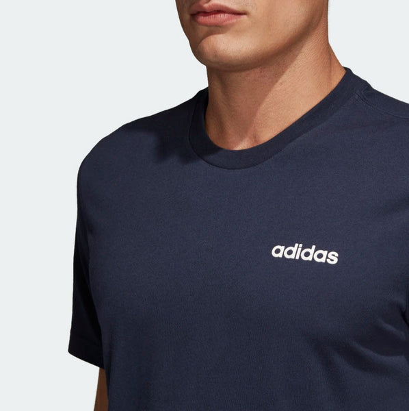 Adidas Essentials Plain T-Shirt Legend Ink DU0369 Sportstar Pro Newcastle, 2300 NSW. Australia. 7