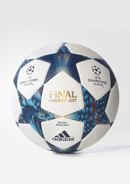 Adidas Finale Cardiff 2017 Official Match Ball AZ5200