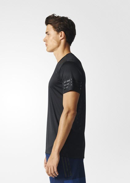 Adidas FreeLift Climacool Tee Black BK6120