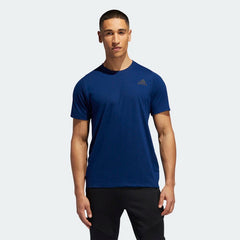 Adidas FreeLift Sport Prime Heather Tee Collegiate Royal Black EB8027 Sportstar Pro Newcastle, 2300 NSW. Australia. 1