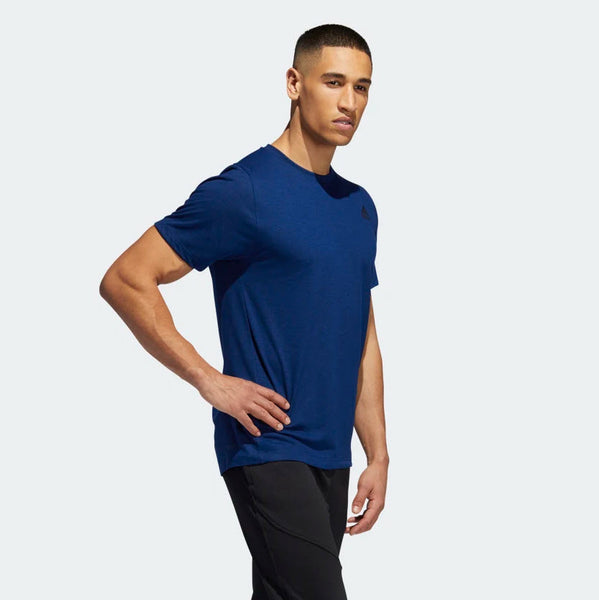 Adidas FreeLift Sport Prime Heather Tee Collegiate Royal Black EB8027 Sportstar Pro Newcastle, 2300 NSW. Australia. 4