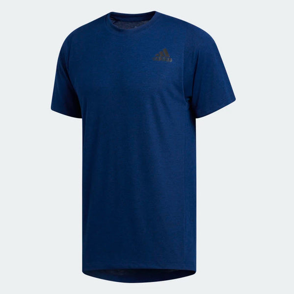 Adidas FreeLift Sport Prime Heather Tee Collegiate Royal Black EB8027 Sportstar Pro Newcastle, 2300 NSW. Australia. 5