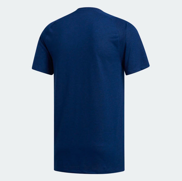 Adidas FreeLift Sport Prime Heather Tee Collegiate Royal Black EB8027 Sportstar Pro Newcastle, 2300 NSW. Australia. 6
