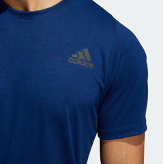 Adidas FreeLift Sport Prime Heather Tee Collegiate Royal Black EB8027 Sportstar Pro Newcastle, 2300 NSW. Australia. 7