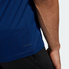 Adidas FreeLift Sport Prime Heather Tee Collegiate Royal Black EB8027 Sportstar Pro Newcastle, 2300 NSW. Australia. 9