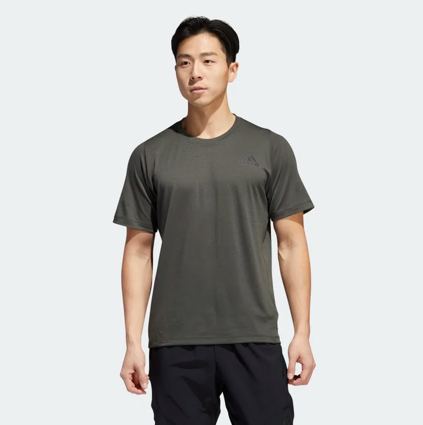Adidas FreeLift Sport Prime Lite Tee Legend Earth EB8021 Sportstar Pro Newcastle, 2300 NSW. Australia. 1