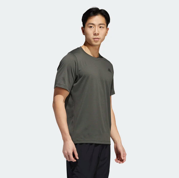 Adidas FreeLift Sport Prime Lite Tee Legend Earth EB8021 Sportstar Pro Newcastle, 2300 NSW. Australia. 4