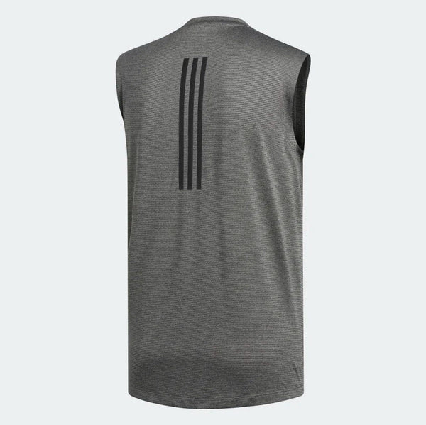 Adidas FreeLift Tech Climacool 3-Stripes Tee Grey Three Heather EB8007 Sportstar Pro Newcastle, 2300 NSW. Australia. 6