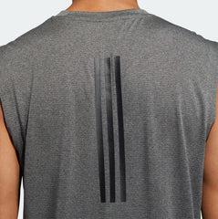 Adidas FreeLift Tech Climacool 3-Stripes Tee Grey Three Heather EB8007 Sportstar Pro Newcastle, 2300 NSW. Australia. 8