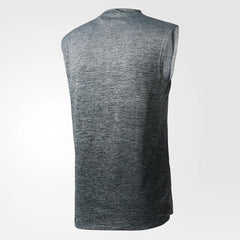 Adidas Gradient Sleeveless Tee Grey BK1360 Sportstar Pro Newcastle, 2300 NSW. Australia. 5