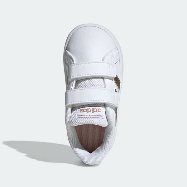 Adidas Grand Court Infant Shoes EF0116 Sportstar Pro Newcastle, 2300 NSW. Australia. 2