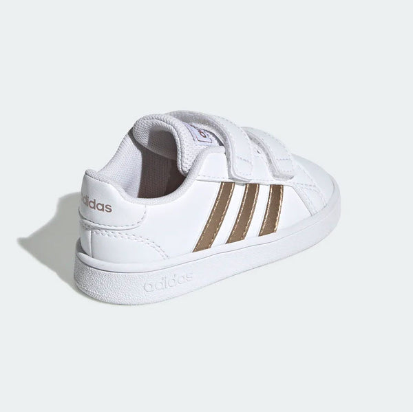 Adidas Grand Court Infant Shoes EF0116 Sportstar Pro Newcastle, 2300 NSW. Australia. 5