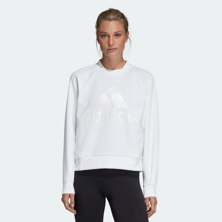 Adidas ID Glory Crewneck Sweatshirt White DX0519