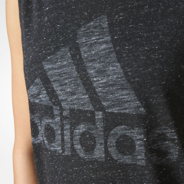 Adidas ID Winners Muscle Tee Black BQ9521