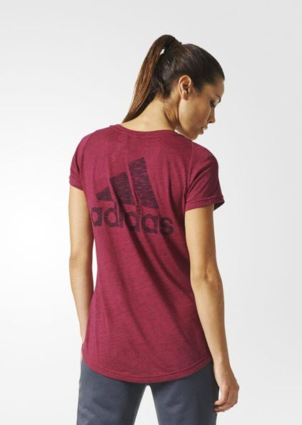 store official latest Adidas ID Winners Tee Mystery Ruby BQ9529