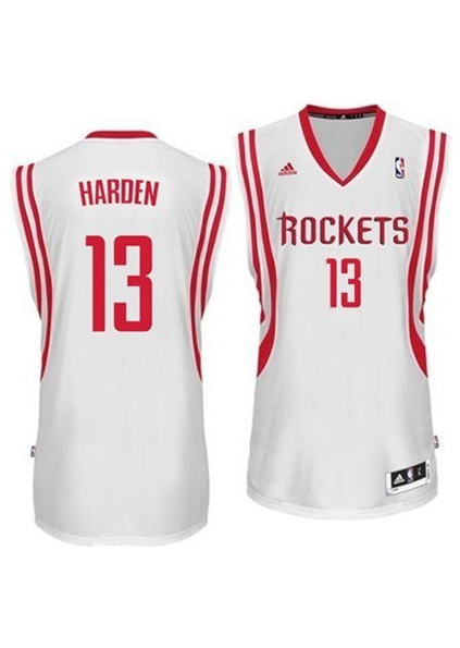 Adidas INT Swingman NBA Houston Rockets Jersey James HARDEN #13 C67256 White. Sportstar Pro. 519 Hunter Street Newcastle, 2300 NSW. Australia