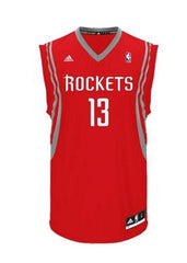 Adidas INT Swingman NBA Houston Rockets Jersey James HARDEN #13 C67257 Red. Sportstar Pro. 519 Hunter Street Newcastle, 2300 NSW. Australia