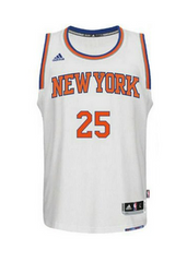 Adidas INT Swingman NBA New York City Knicks Jersey ROSE #25 CB9701 White. Sportstar Pro. 519 Hunter Street Newcastle, 2300 NSW. Australia.