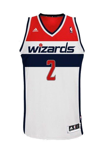 Adidas INT Swingman NBA Washington Wizards Jersey John WALL White #2 L71773. Sportstar Pro. 519 Hunter Street Newcastle, 2300 NSW Australia.