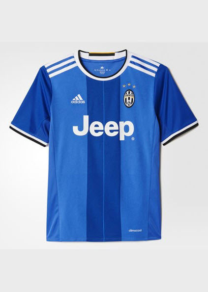 Adidas Juventus Away Replica Jersey Youth
