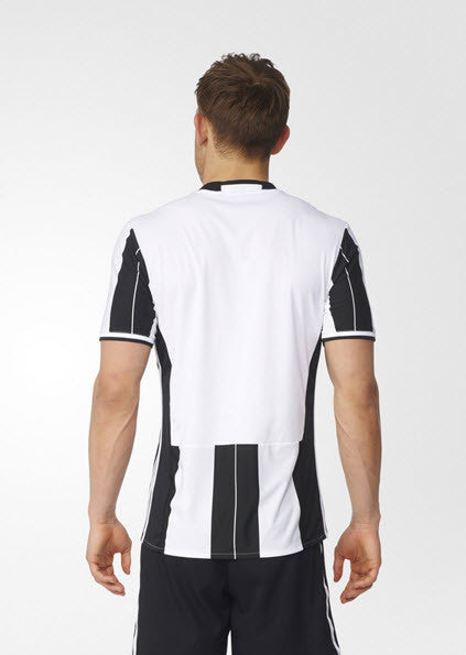new style 313c6 04451 Adidas Juventus Home Replica Jersey Men's