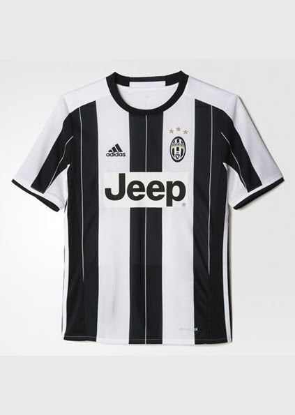 Adidas Juventus Home Replica Jersey Youth
