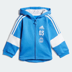 Adidas Kids Fleece Jogger Set Blue DV1276 Sportstar Pro Newcastle, 2300 NSW. Australia. 2