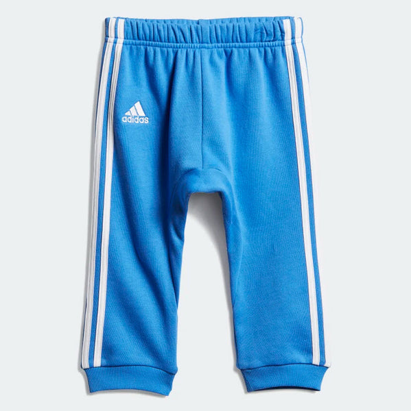 Adidas Kids Fleece Jogger Set Blue DV1276 Sportstar Pro Newcastle, 2300 NSW. Australia. 4