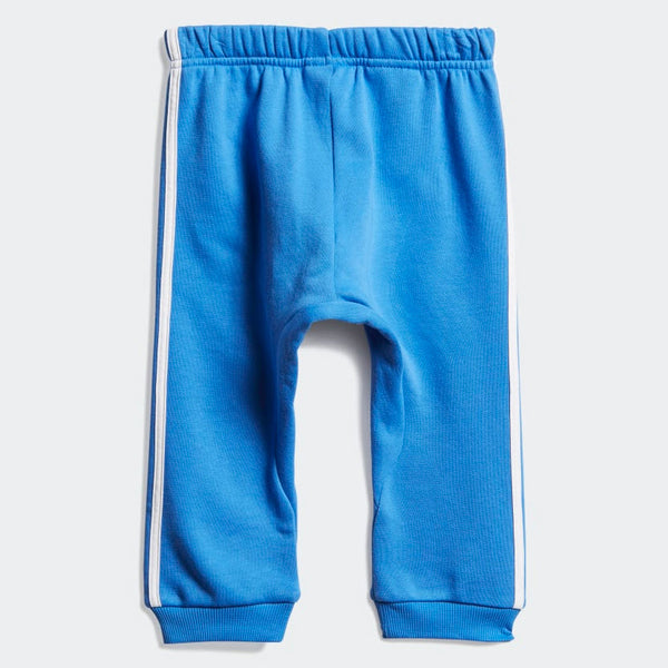Adidas Kids Fleece Jogger Set Blue DV1276 Sportstar Pro Newcastle, 2300 NSW. Australia. 5