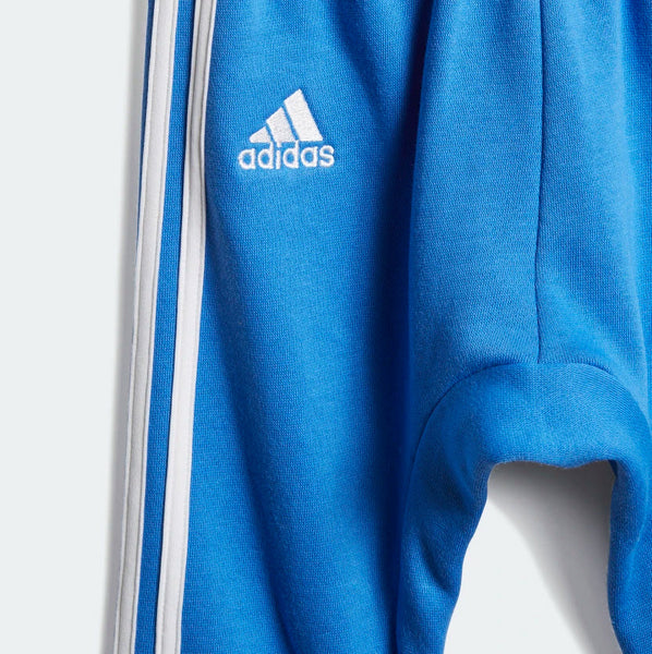 Adidas Kids Fleece Jogger Set Blue DV1276 Sportstar Pro Newcastle, 2300 NSW. Australia. 7
