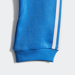 Adidas Kids Fleece Jogger Set Blue DV1276 Sportstar Pro Newcastle, 2300 NSW. Australia. 8