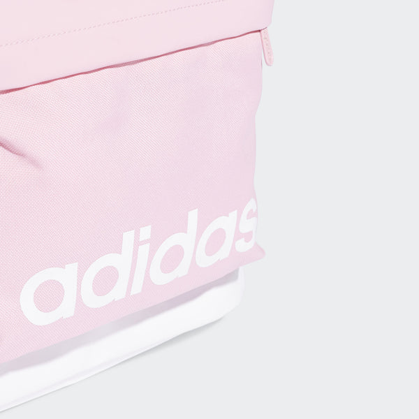 Adidas Linear Classic Backpack XL Pink DT8641 Sportstar Pro Newcastle, 2300 NSW. Australia. 5