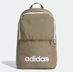 Adidas Linear Classic Daily Backpack Khaki ED0291 Sportstar Pro Newcastle, 2300 NSW. Australia. 1