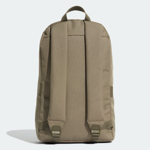 Adidas Linear Classic Daily Backpack Khaki ED0291 Sportstar Pro Newcastle, 2300 NSW. Australia. 2