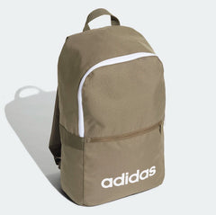 Adidas Linear Classic Daily Backpack Khaki ED0291 Sportstar Pro Newcastle, 2300 NSW. Australia. 3