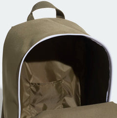 Adidas Linear Classic Daily Backpack Khaki ED0291 Sportstar Pro Newcastle, 2300 NSW. Australia. 4