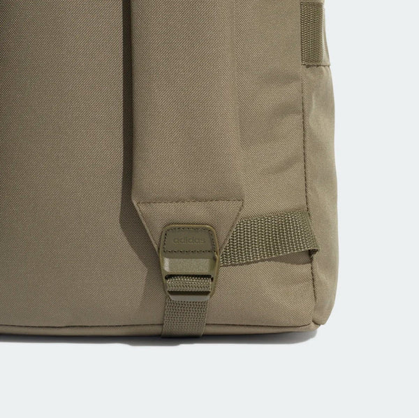 Adidas Linear Classic Daily Backpack Khaki ED0291 Sportstar Pro Newcastle, 2300 NSW. Australia. 5