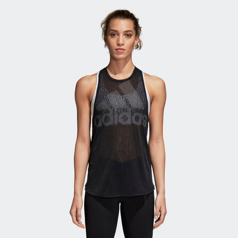 Adidas Magic Logo Tank Black CZ7888