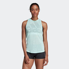 Adidas Magic Logo Tank Top Clear Mint CW3854 Sportstar Pro Newcastle, 2300 NSW. Australia. 1