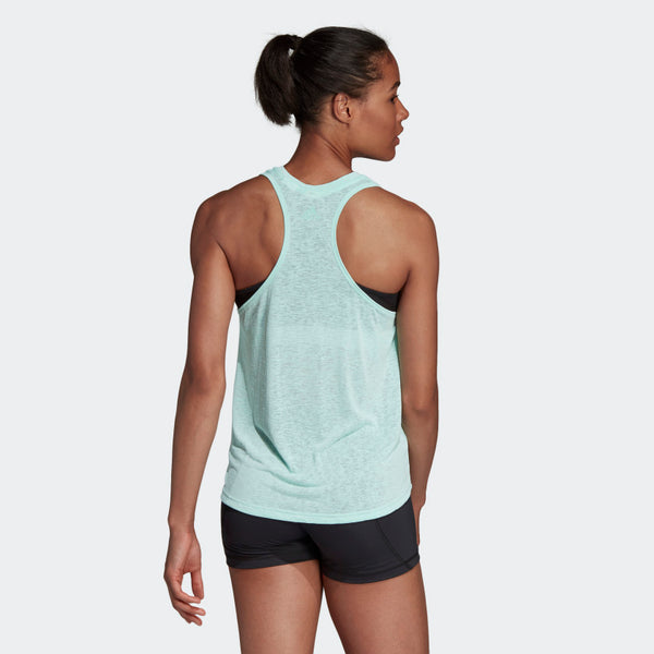 Adidas Magic Logo Tank Top Clear Mint CW3854 Sportstar Pro Newcastle, 2300 NSW. Australia. 3