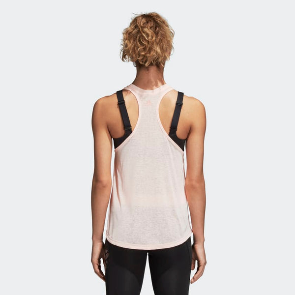 Adidas Magic Logo Tank Top Clear Orange DN9065 Sportstar Pro Newcastle, 2300 NSW. Australia. 3