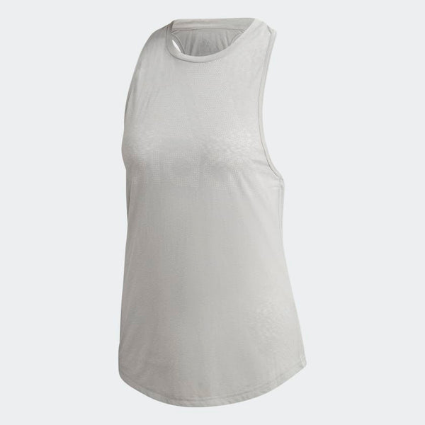 Adidas Magic Logo Tank Top Grey Two CZ7887 Sportstar Pro Newcastle, 2300 NSW. Australia. 5