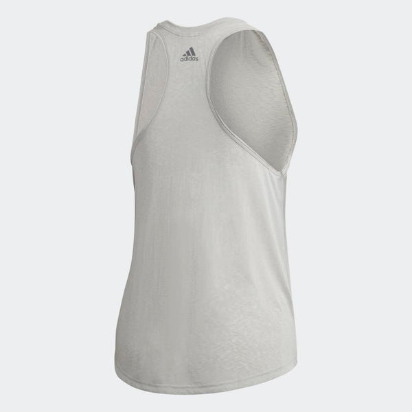 Adidas Magic Logo Tank Top Grey Two CZ7887 Sportstar Pro Newcastle, 2300 NSW. Australia. 6