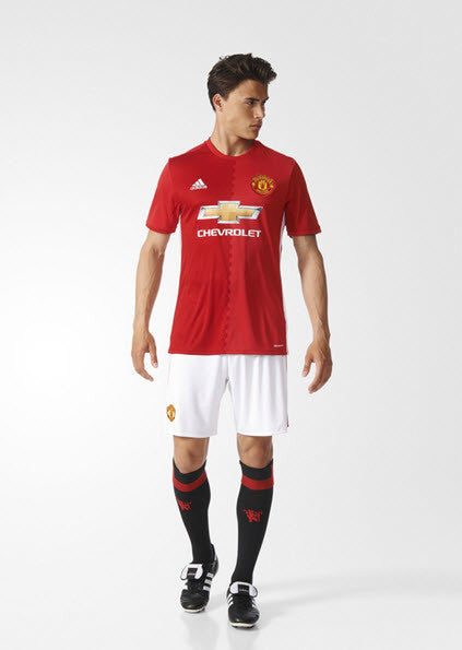 Adidas Manchester United FC Home Replica Jersey Men's