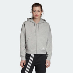 Adidas Must Haves 3-Stripes Hoodie Medium Grey Heather White EB3823 Sportstar Pro Newcastle, 2300 NSW. Australia. 1